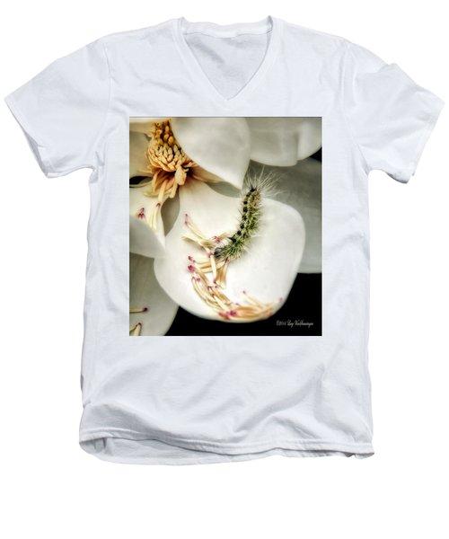 Softest Little Gem Men's V-Neck T-Shirt