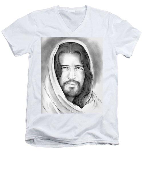 Son Of Man Men's V-Neck T-Shirt