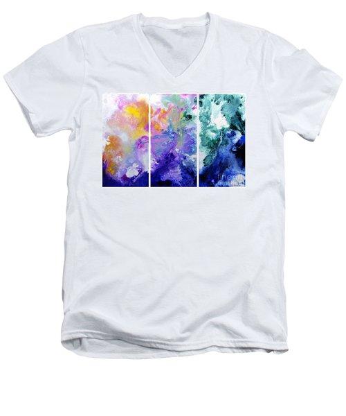 Speak To Me Men's V-Neck T-Shirt