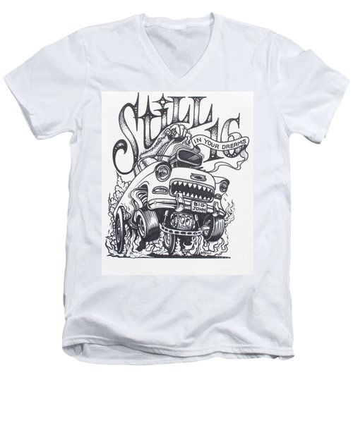 Still 16 In Your Mind Men's V-Neck T-Shirt