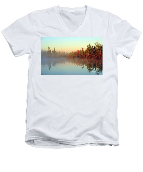 Still Water Marsh Men's V-Neck T-Shirt