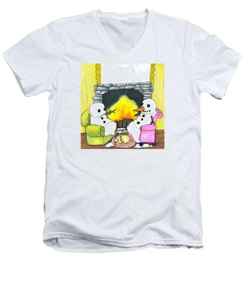 Suicide Pact Men's V-Neck T-Shirt