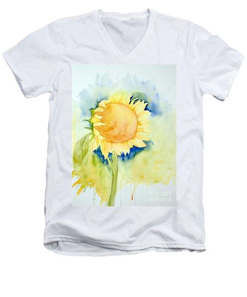 Sunflower 1 Men's V-Neck T-Shirt