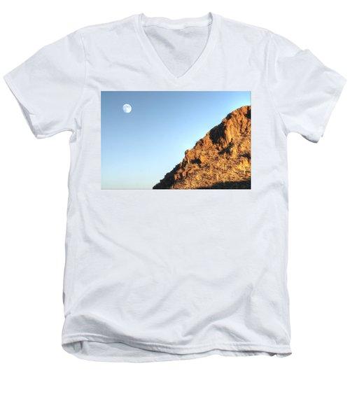 Superstition Mountain Men's V-Neck T-Shirt