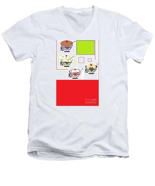 Sweet Tooth Men's V-Neck T-Shirt