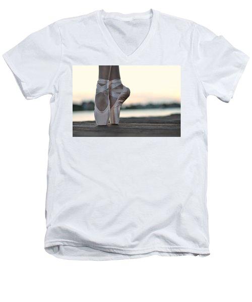 Sylph Men's V-Neck T-Shirt
