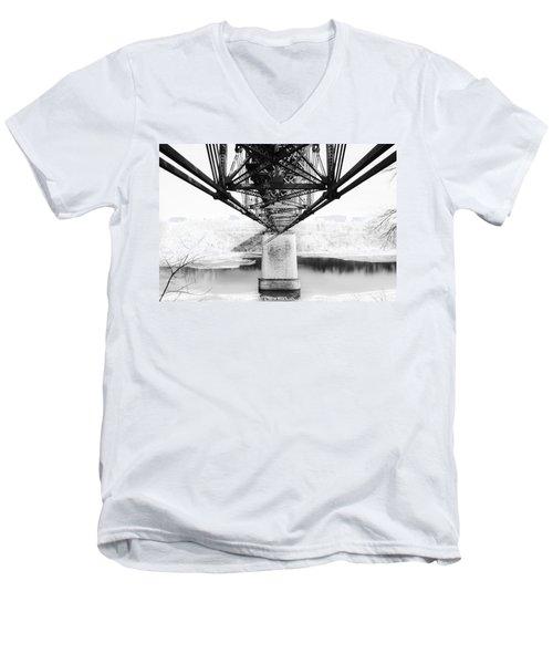 Synergy Men's V-Neck T-Shirt