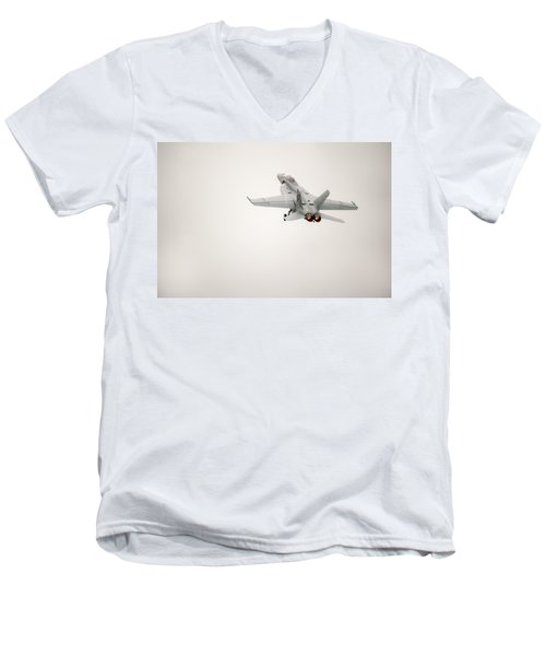 Take Off Men's V-Neck T-Shirt