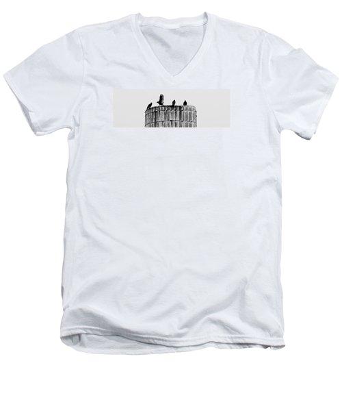 Taking Wing Men's V-Neck T-Shirt
