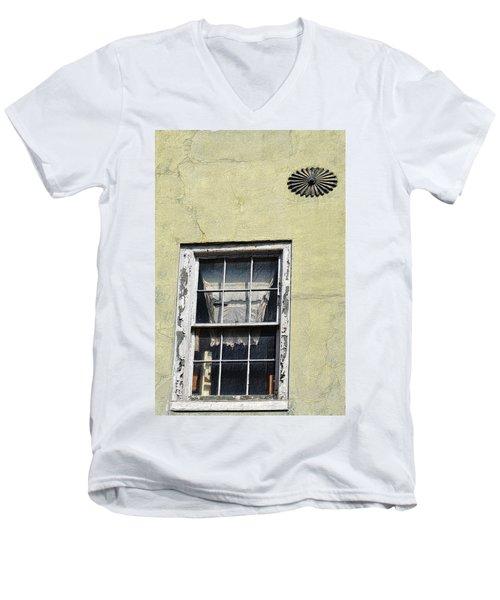 Tenement Window Men's V-Neck T-Shirt