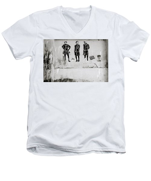 The Trio  Men's V-Neck T-Shirt