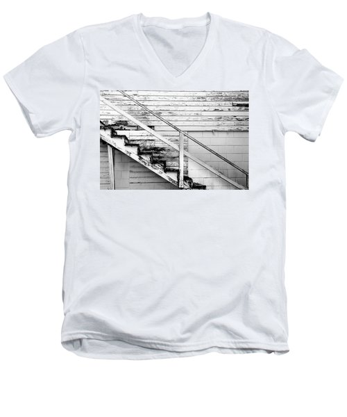 The Back Stairs Men's V-Neck T-Shirt