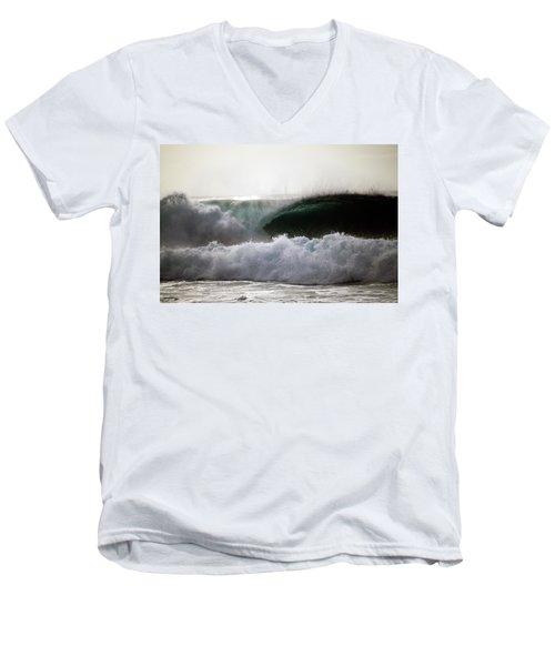 The Crash Men's V-Neck T-Shirt