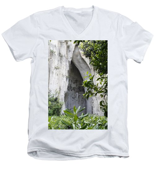 The Ear Of Dionysius Men's V-Neck T-Shirt