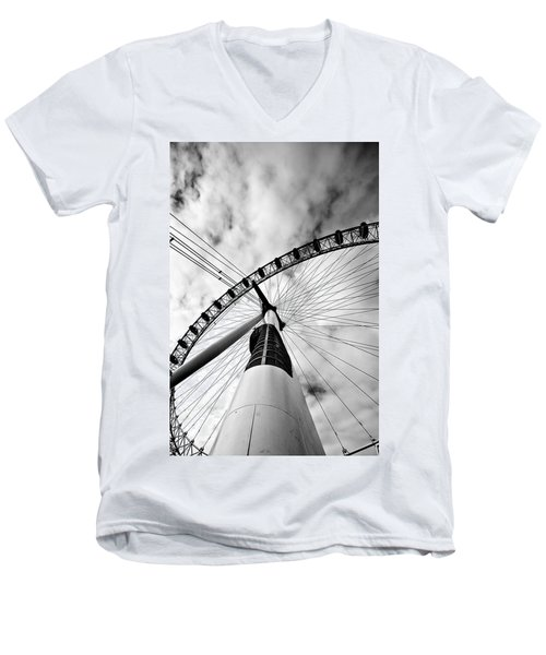 The Eye Men's V-Neck T-Shirt