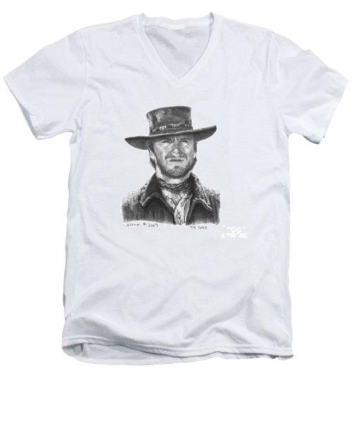 the Good Men's V-Neck T-Shirt