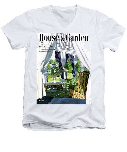 The Horsts Garden Men's V-Neck T-Shirt