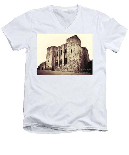 The Keep Men's V-Neck T-Shirt