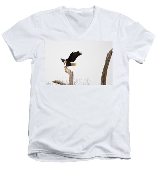 The Landing Men's V-Neck T-Shirt
