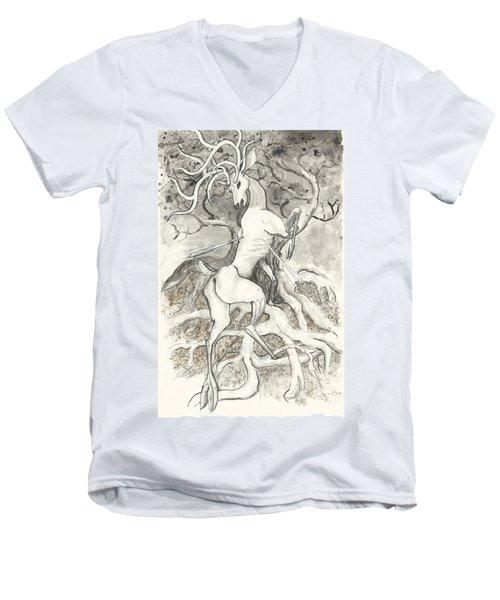 The Martyr Men's V-Neck T-Shirt