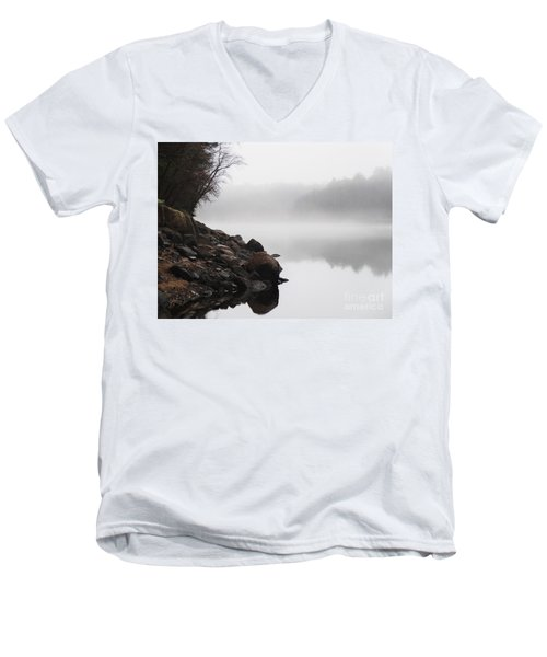 The Mist Men's V-Neck T-Shirt