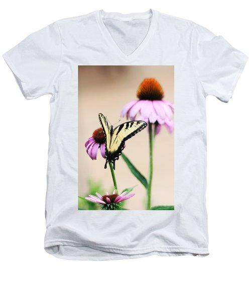 The Swallowtail Men's V-Neck T-Shirt