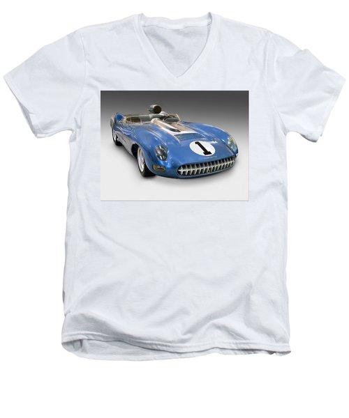 The Original Ss Men's V-Neck T-Shirt by Gary Warnimont