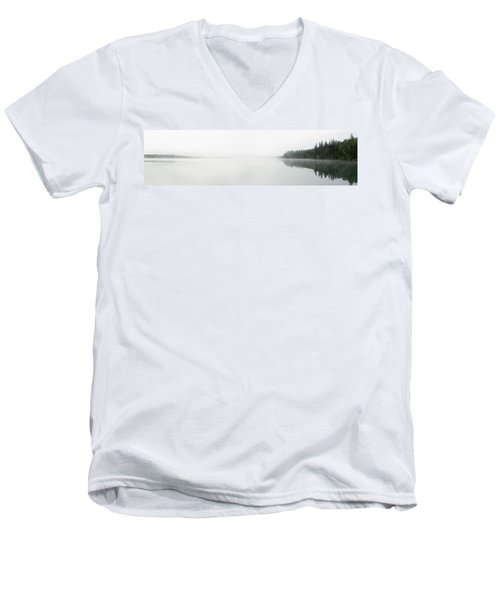 The Place Where Air Meets Water Men's V-Neck T-Shirt