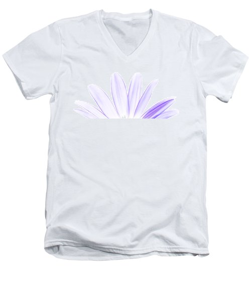 The Purple In Your Soul Men's V-Neck T-Shirt