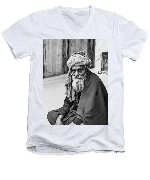 The Renouncer Men's V-Neck T-Shirt