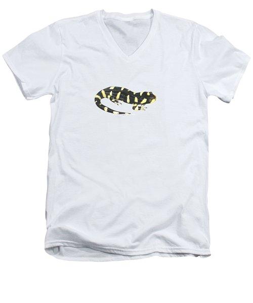 Tiger Salamander Men's V-Neck T-Shirt