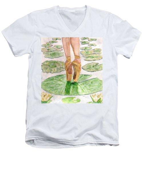 To Dance Men's V-Neck T-Shirt