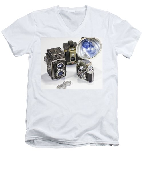 Tools Of The Trade Men's V-Neck T-Shirt