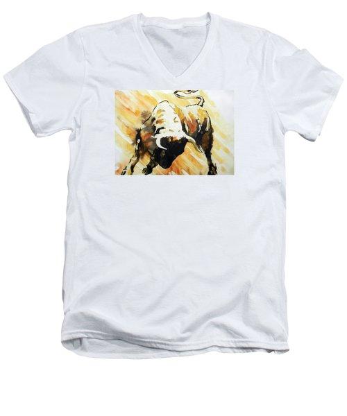 Toro Men's V-Neck T-Shirt