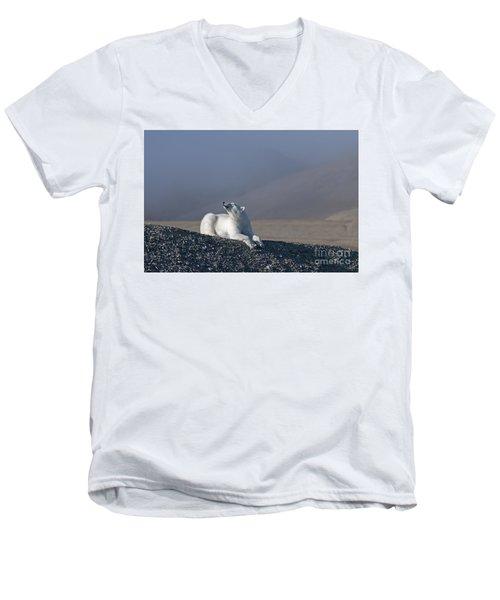 Total Bliss.. Men's V-Neck T-Shirt