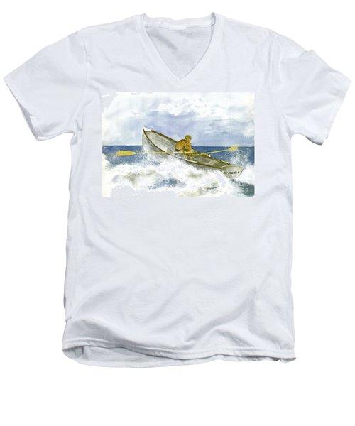 Training  Men's V-Neck T-Shirt