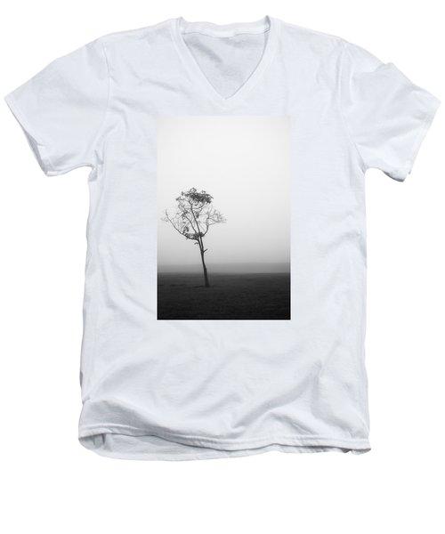 Trees In The Midst 4 Men's V-Neck T-Shirt