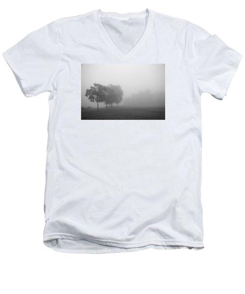 Trees In The Midst 5 Men's V-Neck T-Shirt