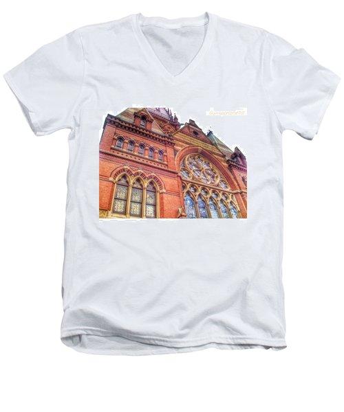 Trippin' Down Memory Lane Again - This Men's V-Neck T-Shirt