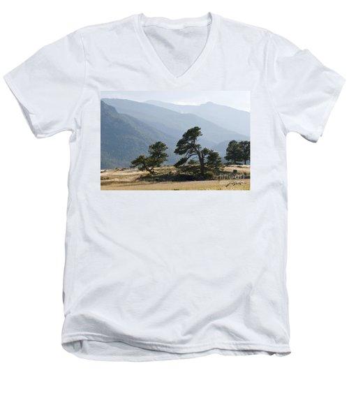 Twisted Pines Men's V-Neck T-Shirt