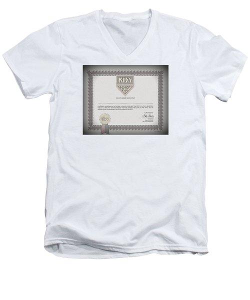 Ultimate Fan Men's V-Neck T-Shirt