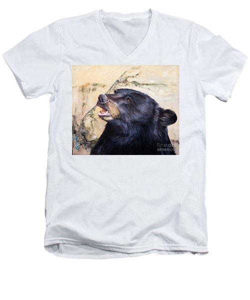 Under The All Sky Men's V-Neck T-Shirt