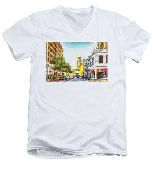 Union And 3rd Men's V-Neck T-Shirt