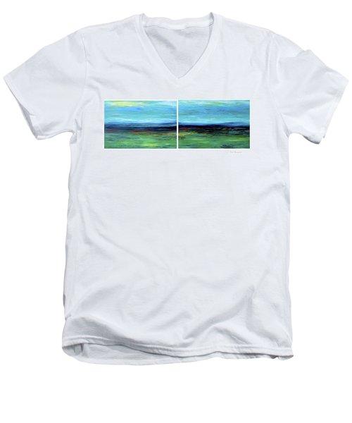 Vast Horizon Men's V-Neck T-Shirt