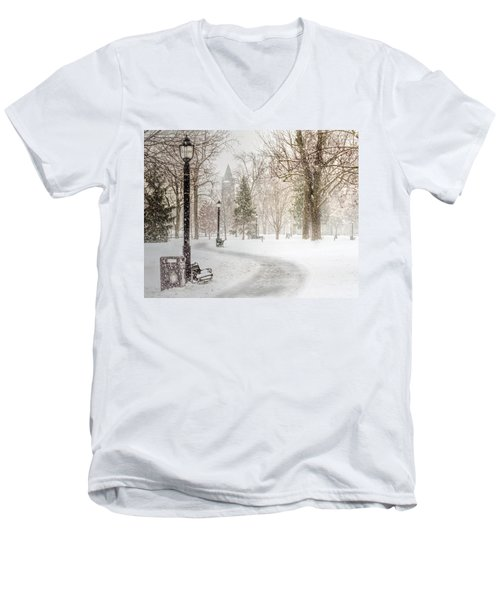 Victoria Park Men's V-Neck T-Shirt
