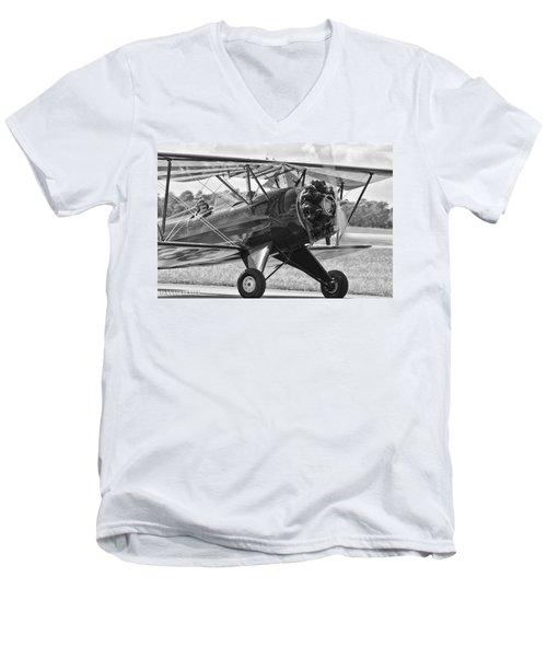 Waco Men's V-Neck T-Shirt