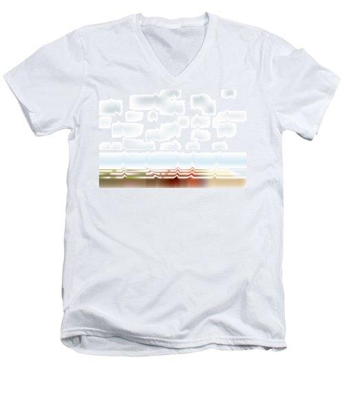 Wavescape Men's V-Neck T-Shirt