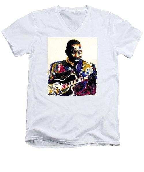 Wes Montgomery Men's V-Neck T-Shirt