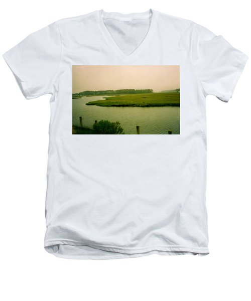 Wetlands Men's V-Neck T-Shirt