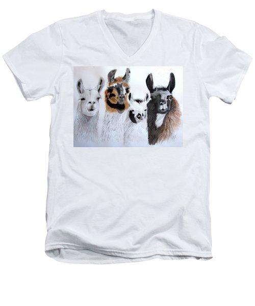 What Is Up Men's V-Neck T-Shirt